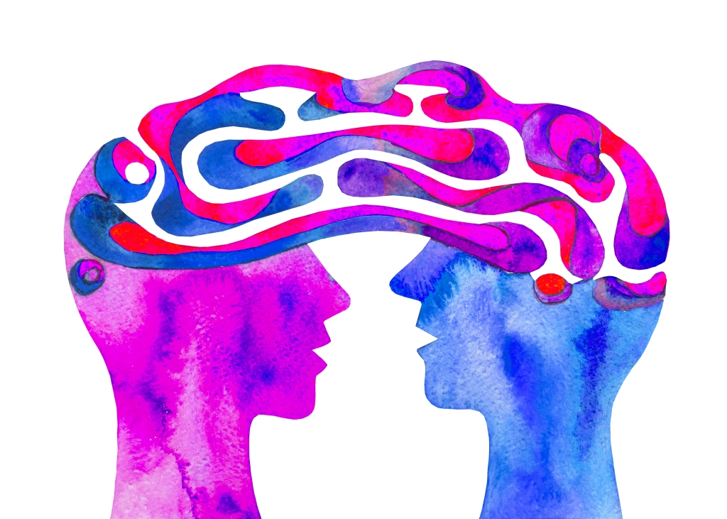 Greater heart-felt empathy towards others ultimately leads to shared consciousness